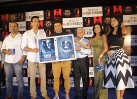 "Music and Trailer Launch of Producer Hari Mehrotra's ambitios venture "" VIRAAM "" by the hands of Sangram Singh in Mumbai"