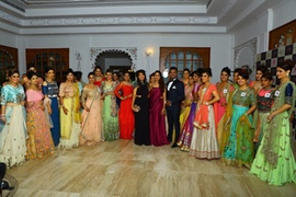 Mrs India Universe 2017, Grand Finale 27th October 2017 at The Castle Mewar, Udaipur Rajasthan