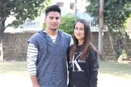 Producer Bachhu Singh and Director Netar Singh (Mintoo) of KYUN LAGTE APNE HAI Exclusive Chaat