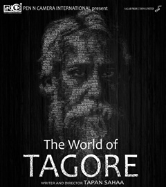 VERSATILE WRITER DIRECTOR TAPAN SAHAA WHO IS WRITING AND DIRECTING SHOWMAN MEHMOOD ALI'S AMBITIOUS FILM – THE WORLD OF TAGORE