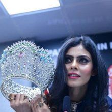 Anisha Safaya Mrs India Universe 2017