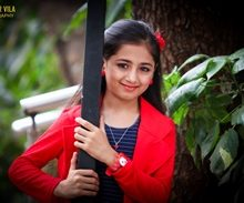 NAYSA Child Artiste All Set To Make Her Impact In Film Industry