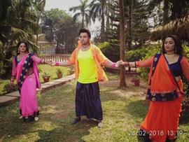 Rani Chatterjee-Akash Singh-Anjana Singh Starrer Bhojpuri Film Chor Machaye Shor Shooting Completed