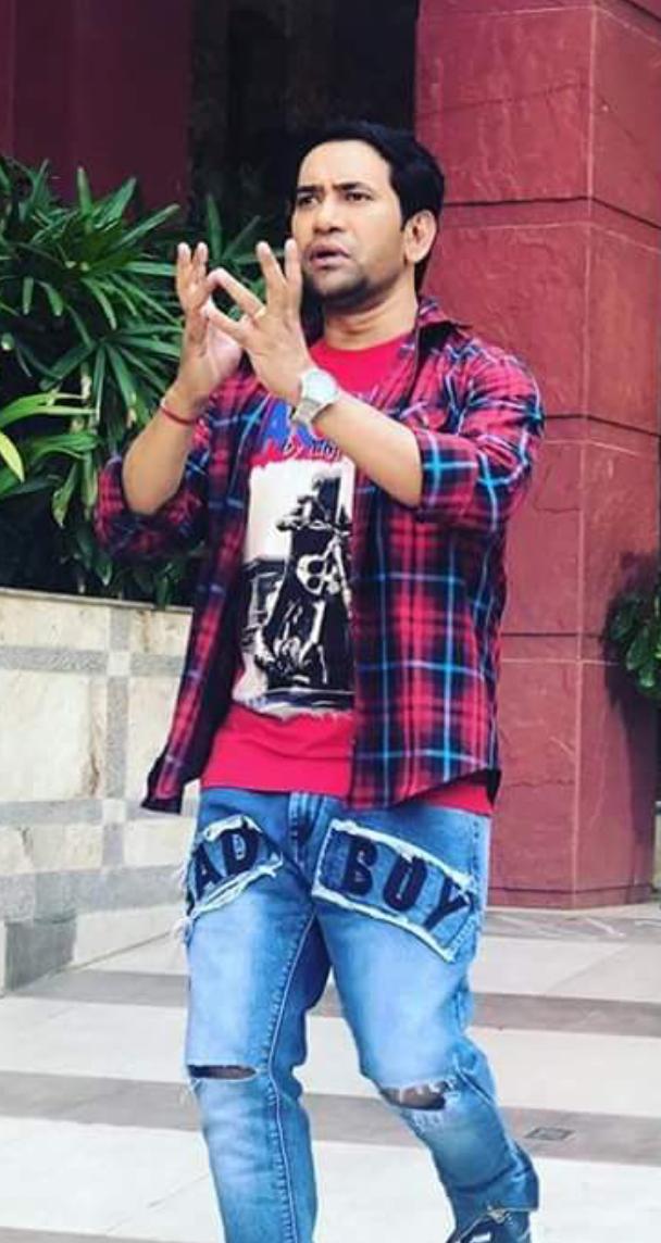 Niruha – Amrapali Shooting In Hyderabad For Bhojpuri Film Jai-Veeru