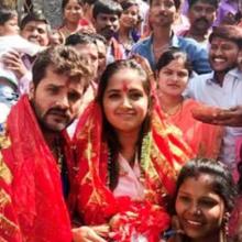 Bhojpuri Film Balam  Ji Love You Starring Khesarilal Yadav & Kaajal Raghwani
