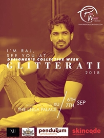 Pixie World Creations Brings you Glitterati 18 – Gala 1 at Bangalore