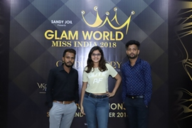 Successful Mumbai Auditions Of Glam World Miss India 2018 by Sandy Joil