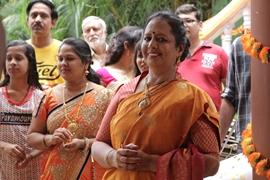 Bhanu's Ganesh Bhajan On T-Series Bhakti Sagar  Takes Centre Stage