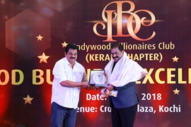 Indywood Billionaire's Club -Kerala Chapter All Set to Take Off