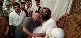 Nat Samrat Gujrati Film Gets Bumper Opening And  Blessings of Jain Samaj's Guru K C Acharya