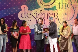 Kudos to CHATTUR SINGH OF ZEN ASIA FOUNDATION FOR DESIGNER OF THE YEAR AND FACE OF THE YEAR 2018 EVENT