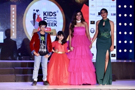 Glimpses of Kids Fashion Festival Week Season 3