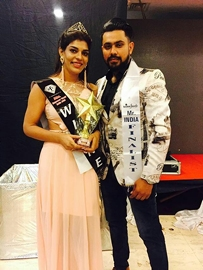 Priyanka Arora Bollywood Actress – Hot Model Winner of Miss Empower World India 2018