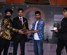 Bigg Boss Fame Deepak Thakur Recently Awarded Businessman Deepak Baid For His Social Activities