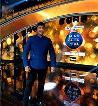 Singer Hrishikesh Chury's Hat-Trick On Saregamapa