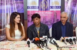 Mumbai Maritime – An Odyssey – Press Conference and Premiere Held In Mumbai A Film By Shhyam R Singhania & Padam Singhania