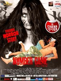 Number Game Orbit 9X Films Presentation Horror Film Releasing on 15th Feb 2019 All Over