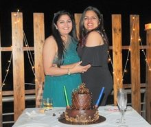 Manpreet Arora Celebrates Her Daughter Ria Arya's Birthday