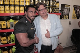 Sangram Chougule Shared Tips On Fitness In National Capital