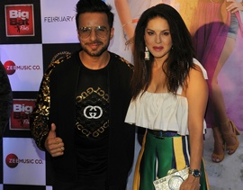 February 30 – Newest Lounge launched in Mumbai with Zee Music's new song featuring Sunny Leone