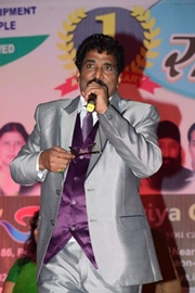FILM DIRECTOR SHAKEEL S SAIFEE STEALS THE SHOW WITH HIS ANCHORING,  DANCE AND SONGS AT – SHE WELFARE ASSOCIATIONS' EVENT AT MALAD WEST