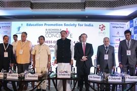 Hon'ble Vice President Shri Venkaiah Naidu inaugurates EPSI's B-Schools Leadership Conclave in New Delhi