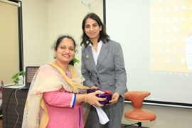 QI Spine Foundation Delivers A POP Talk At MCGMs Nair Dental To 70 Female Doctors