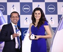 NIVEA ENTERS THE FACE CATEGORY IN INDIA WITH MILK DELIGHTS RANGE OF FACE WASHES
