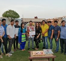 Nirahua's Next Movie Theek Hai  Shooting  Starts