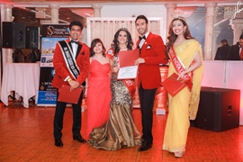 Dance Maestro Varsha Naik And Sandip Soparrkar Leads Valentine's Day Celebration In Edison N.J