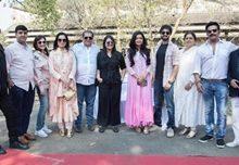 Priyaank Sharma and Riva Kishan kickstart shooting of their debut film, Sab Kushal Mangal