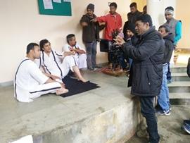 Director Akash Singh To Direct  Bollywood Film The Destiny Kalcharkra
