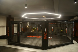 UFC GYM Launches Its First Gym In Delhi Punjabi Baugh  India