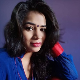 Actress Ruby Raj From Ranchi To Make Debut In Bollywood