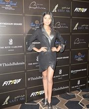 Srishty Rode – Rohan Mehra –  Kanchi Singh and Lopamudra Raut  At The Announcement  Of THIS IS BAHRAIN