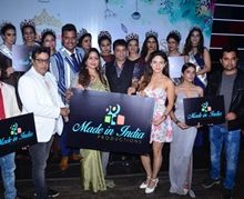 Made In India Film Productions Launched At Hop Lounge Andheri