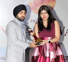 Dr. Sharmila Nayak  Medical Director And Founder Of  The Skin 1st Clinic  Recently Won The Award For Best Celebrity Cosmetic Dermatologist At Skill Indian Awards 2019