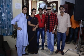 Krunali Madke Sharing Screen Space With Sanjay Kapoor In Nidaan