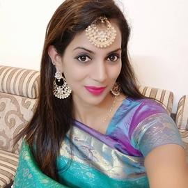 Priyanka Meena  Jaipur Finalist Of  Mrs Rajasthan 2019 Set To Conquer Miss-Mrs. Diva Of India International Season 4