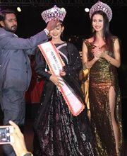 Virus Film & Entertainment Miss/MRS India Universe 2019 Finale Held In Mumbai Powered by Yash Gupta