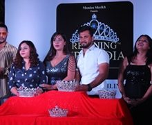 Crown Unveiling of Reigning Mrs India 2019 Presented By Monika Shaikh