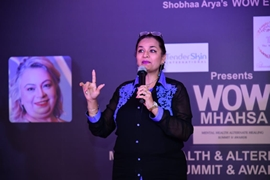 WOW MAHASA 2019 Was Organised By The WOW LADY Shobhaa Arya on 8th May 2019