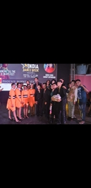 GLIMPSES OF SANGMITRA SINGH'S Biggest Victory Show AND The INDIA DANCE WEEK GRAND FINALE