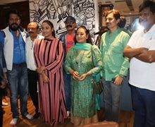 Special Screening And Press Conference Of Producer Rajkumar's  Punjabi Film AASRA