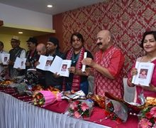 FIRST EVER BOOK IN FILM MAKING Launched An Informative Book  by Mr Uday Senapati