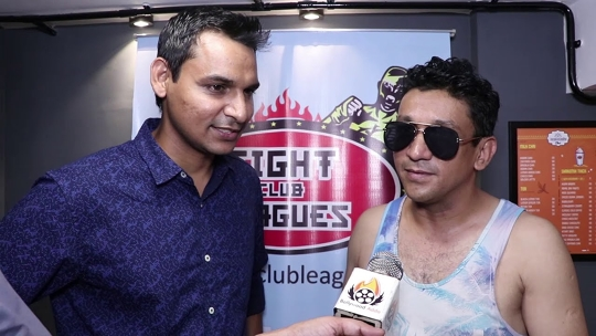 Fight Club League President Manoj Kumar Releases Fight Club League Anthem Song By Lucky String