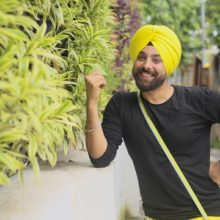 ACTOR KANWALPREET SINGH HAPPY TO SHARE SCREEN SPACE WITH DILJIT DOSANJH IN ARJUN PATIALA
