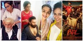 Preetisheel Singh Designs Dual Looks For South Superstar Vijay