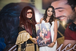 Singer R Naaz's Latest Song Cappuccino Launched With Fanfare