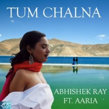 Tum Chalna by Abhishek Ray & Aaria Shot In Ladakh Crosses A Million Views